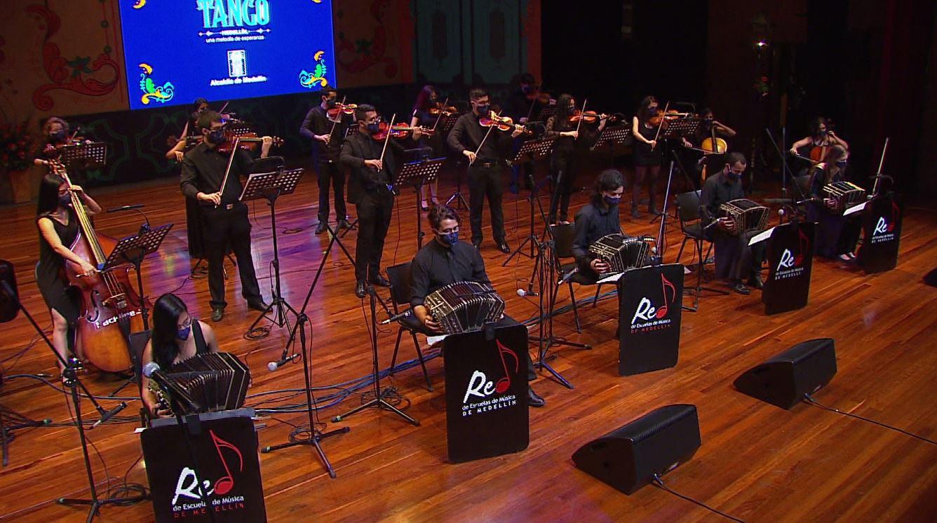 Finalizó la décima cuarta versión del Festival Internacional de Tango