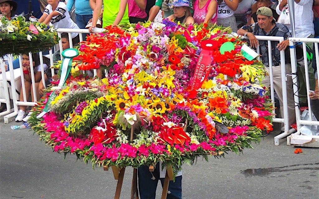 Silleteros siguen vacunándose para estar en la Feria de las Flores