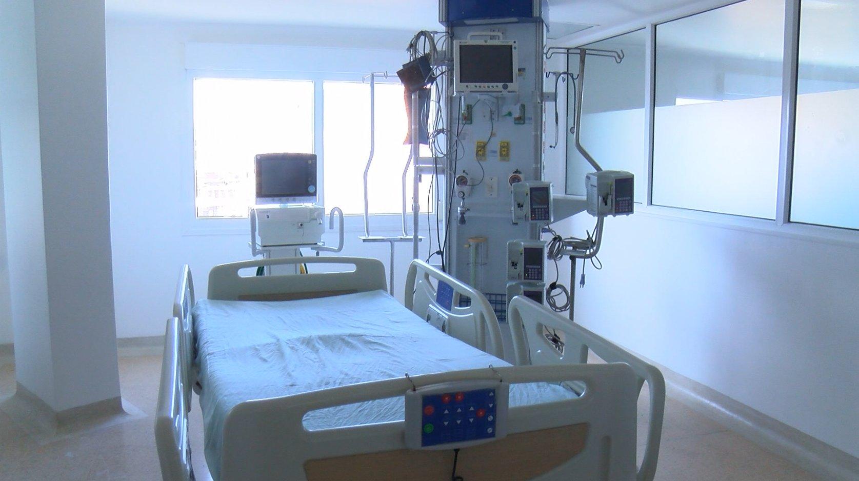 La ocupación de las camas UCI en Medellín es del 73 %