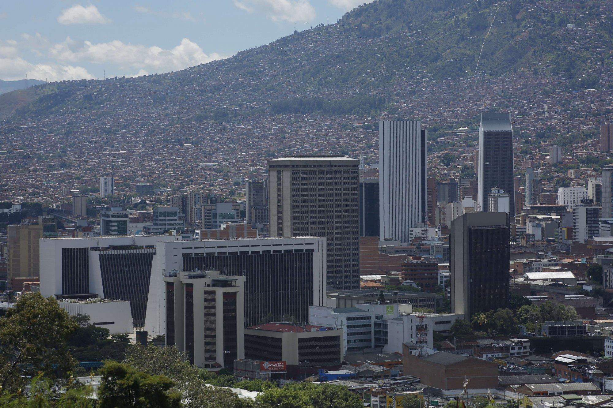 El Centro de Medellín entrará en cuarentena obligatorio por 14 días