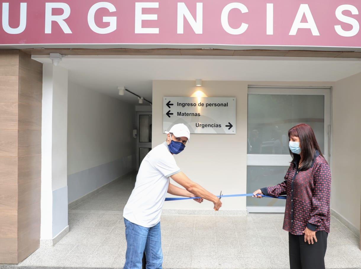 Hospital Manuel Uribe Ángel tiene nueva sala de urgencias