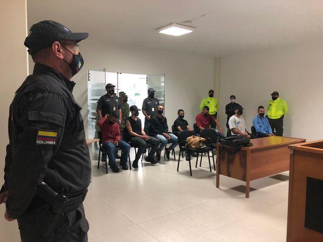 Militares acusados de violación están en el Batallón Pedro Nel Ospina