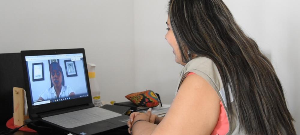 Alcaldía de Medellín fortaleció los canales virtuales de atención