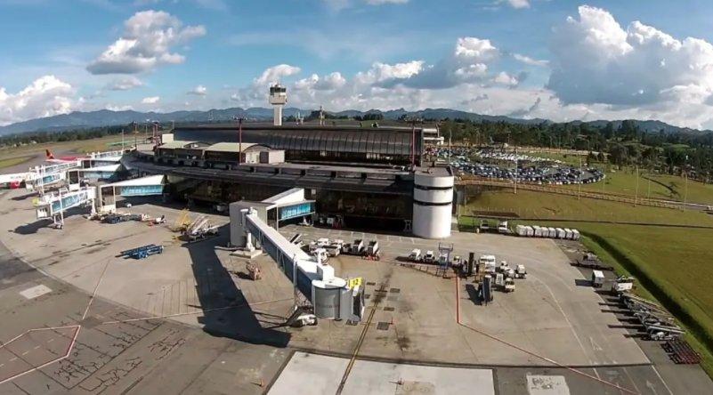 Aeropuerto de Rionegro está listo para abrir sus puertas