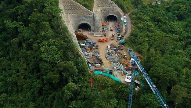 Avanzan en un 45 % las obras del proyecto Pacífico 1
