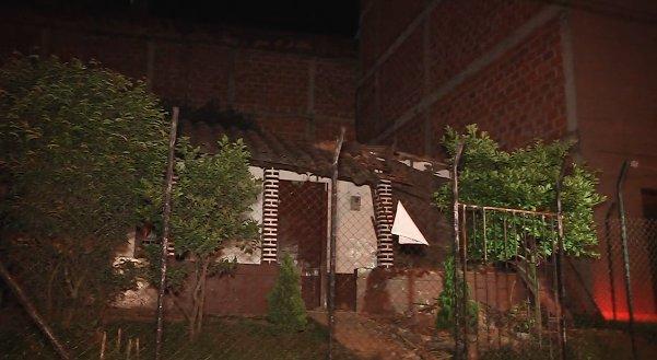 Cinco heridos dejó el colapso de una vivienda en el municipio de Caldas