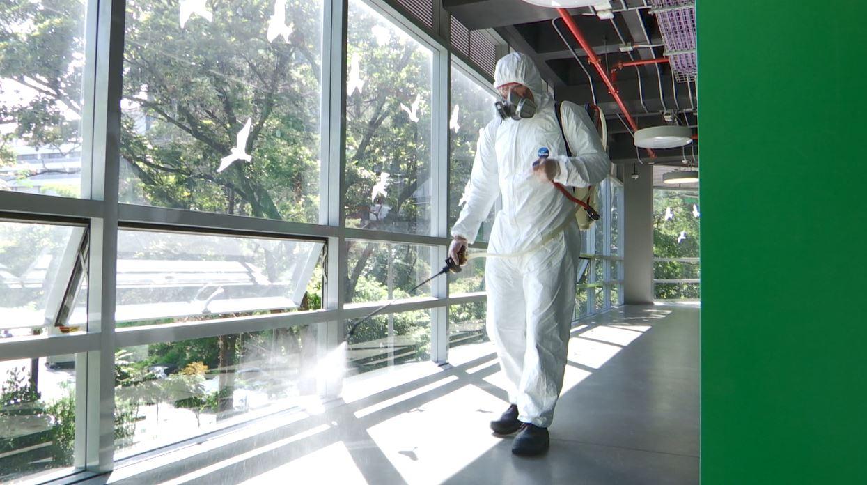 Emvarias ofrece nuevos servicios de limpieza y desinfección