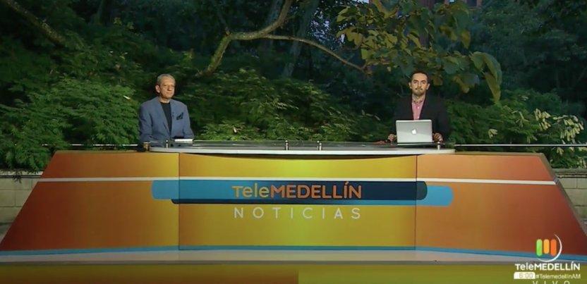 Noticias Telemedellín 31 de julio del 2020 – emisión 6:00 a.m