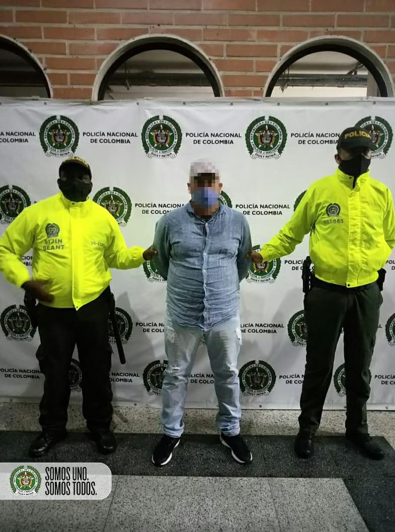 Capturados padre e hijo por homicidio en San Cristóbal