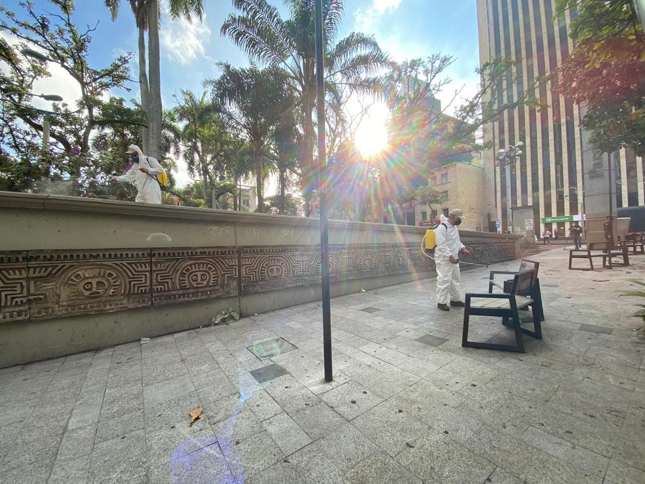 Inició la cuarentena estricta en 10 barrios del Centro de Medellín