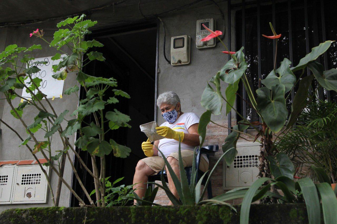 Con bingos el Inder se desplaza hasta los barrios para salir de la monotonía