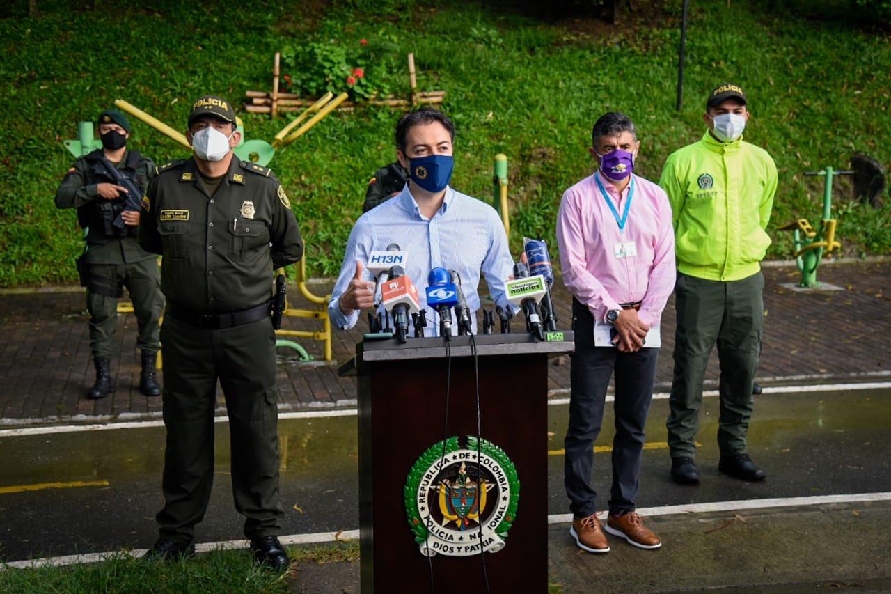 Alcalde anunció nuevos controles para evitar fiestas clandestinas en Medellín