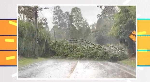 Se Prevé lluvias de alta intensidad para Antioquia