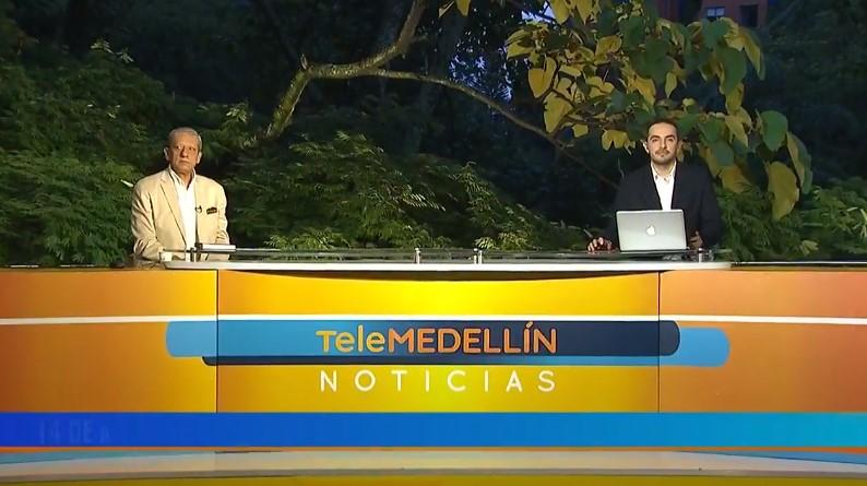 Noticias Telemedellín 14 de agosto del 2020 – emisión 6:00 a.m.