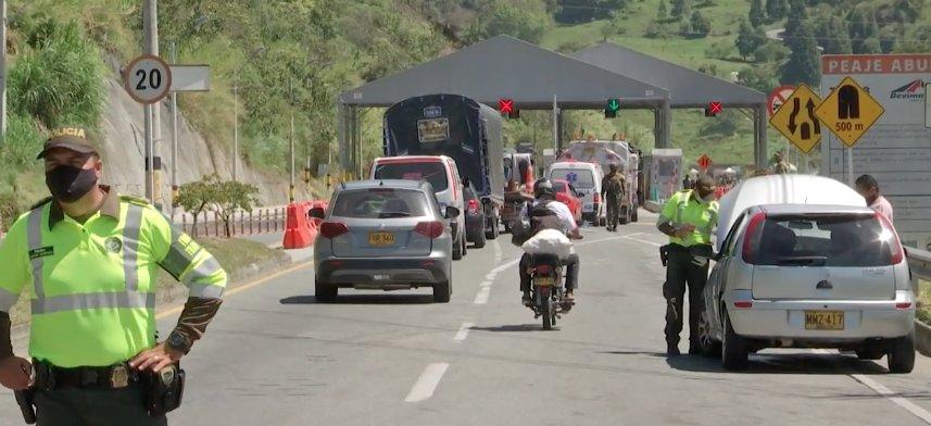 Santa Fe de Antioquia incrementará los controles durante la Cuarentena por la Vida