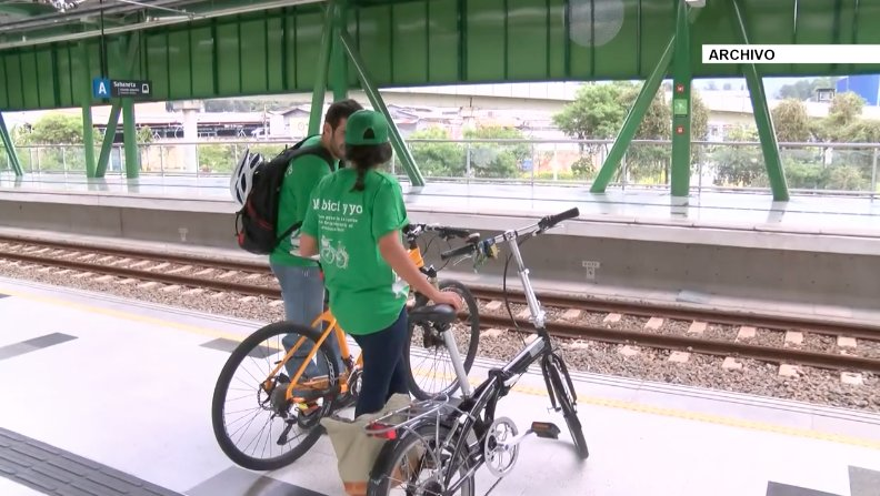 Se extiende el horario para el ingreso de bicicletas al Metro