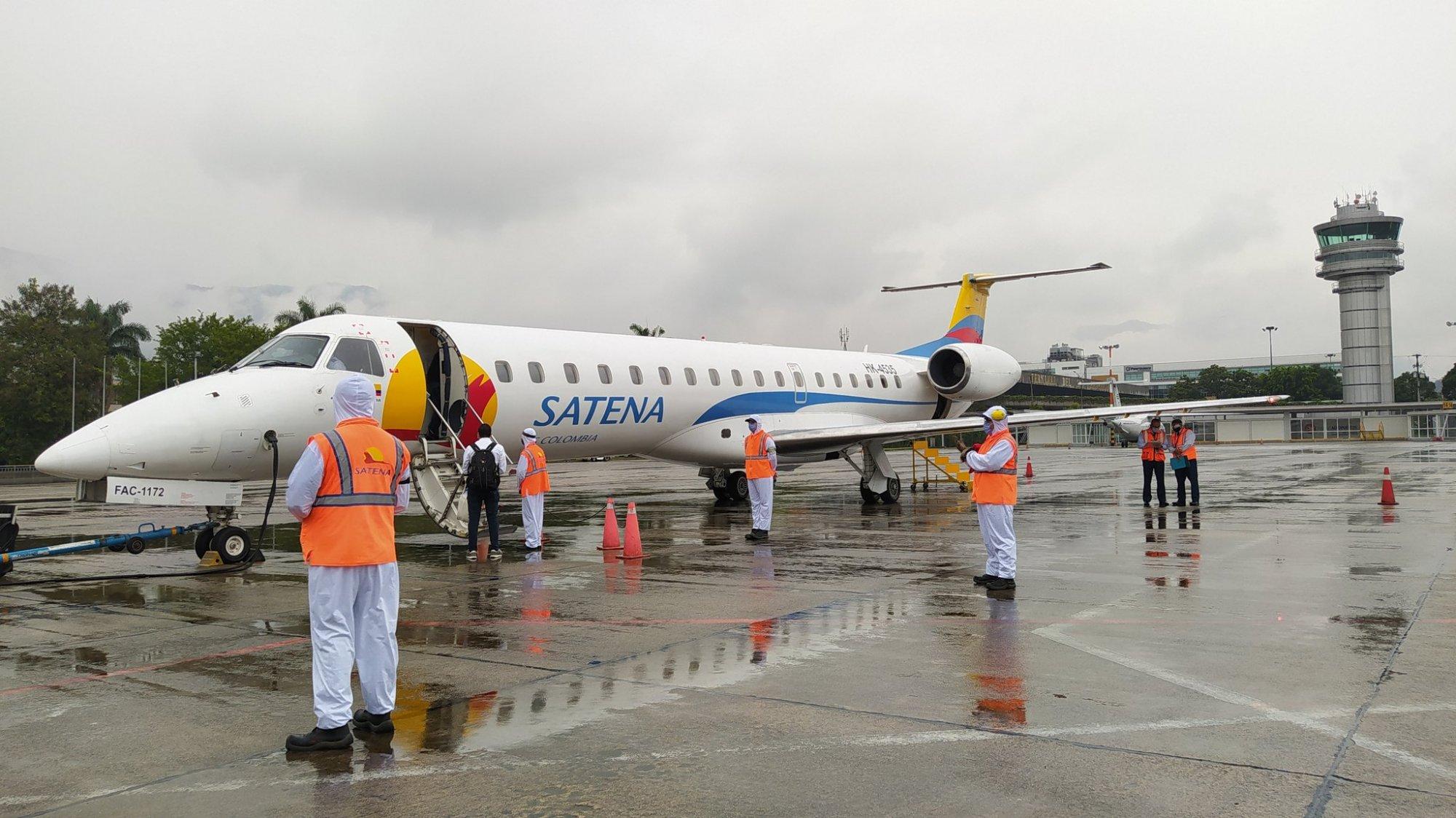 Inicia segunda fase de reactivación en el Aeropuerto Olaya Herrera