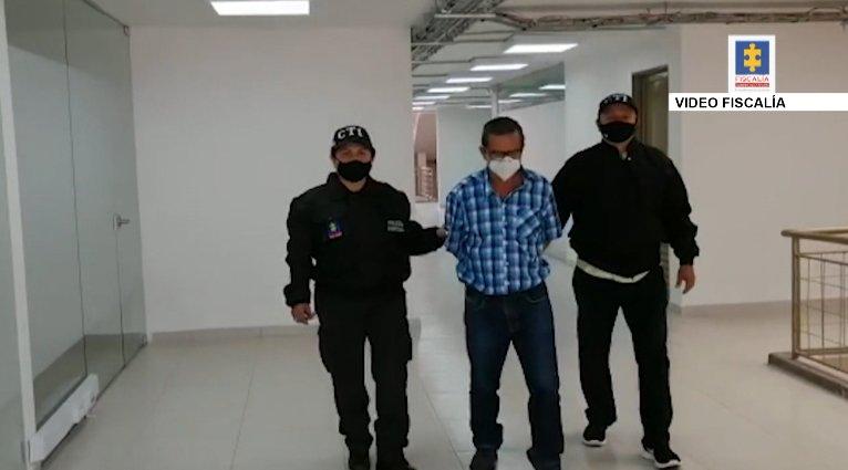 Capturan en flagrancia a un hombre que pretendía vender lote con documentos falsos