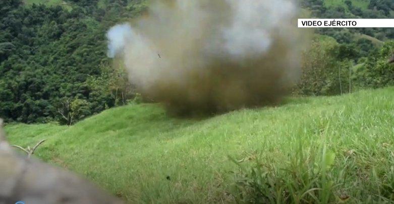 Ejército neutralizó acción terrorista en Valdivia