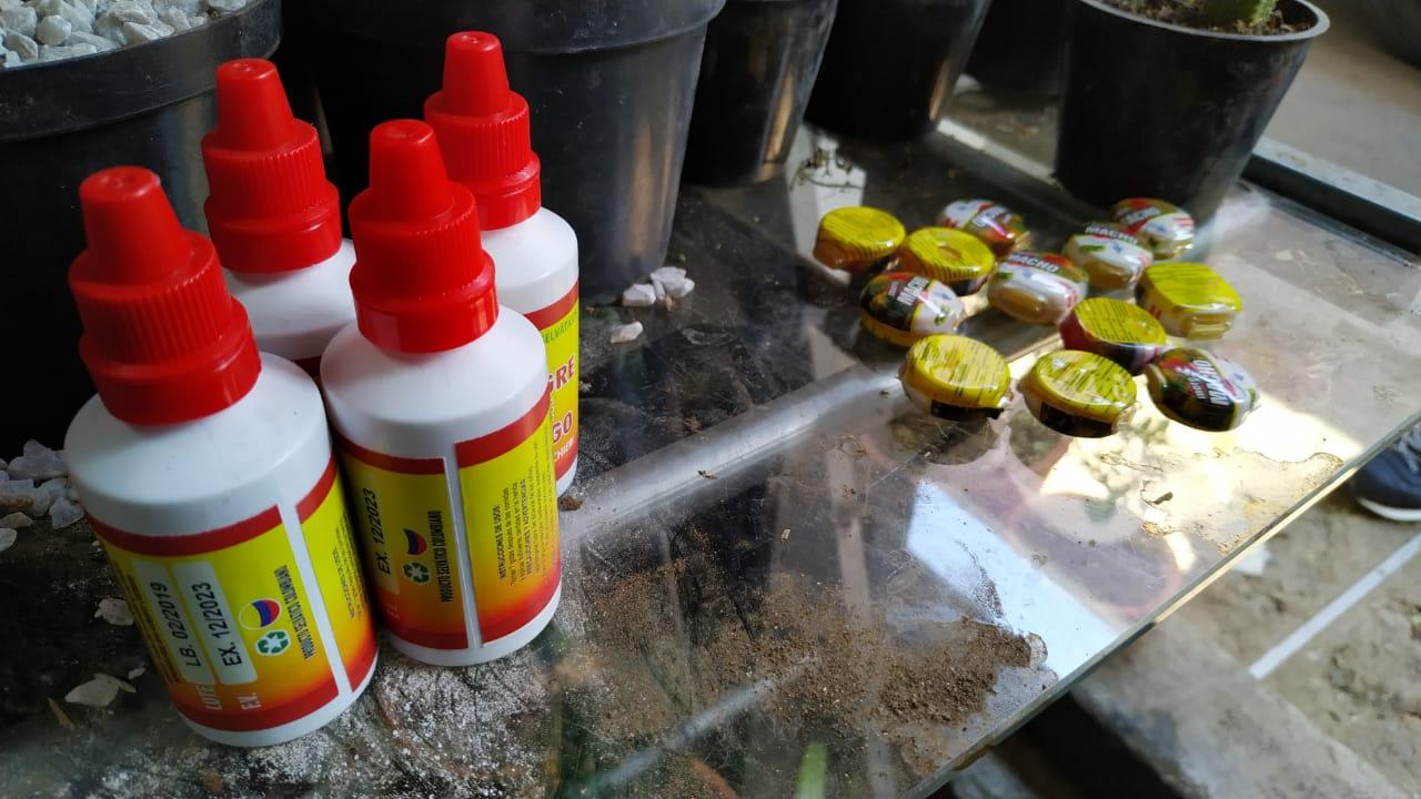 Decomisados 800 productos naturistas sin registro Invima en Bello