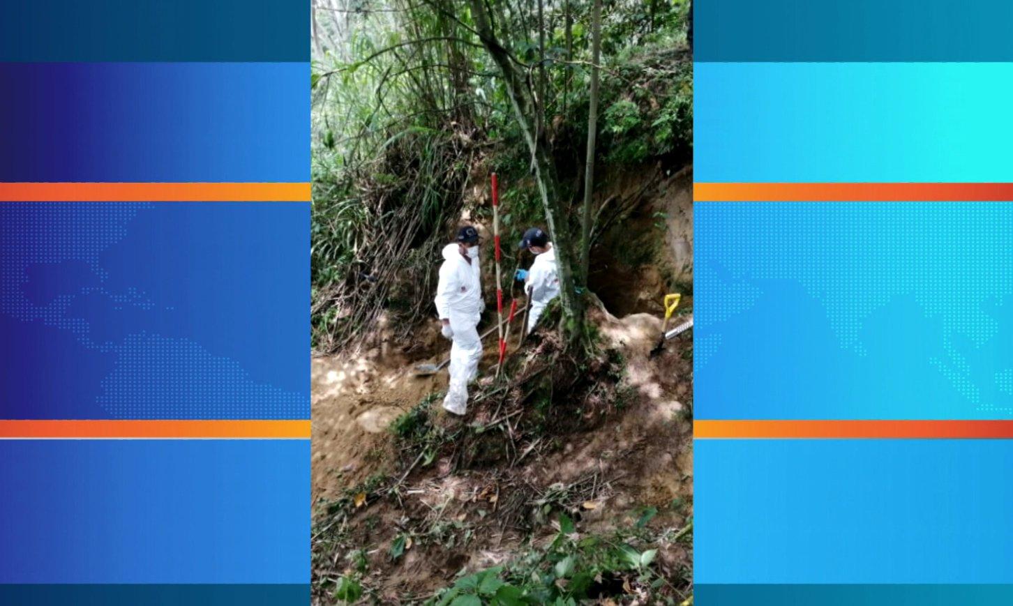 Exhuman cuerpo no identificado de un menor en el barrio Belén