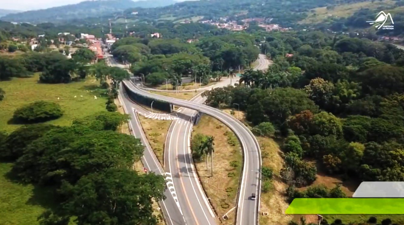 Fueron entregadas varias obras de infraestructura vial