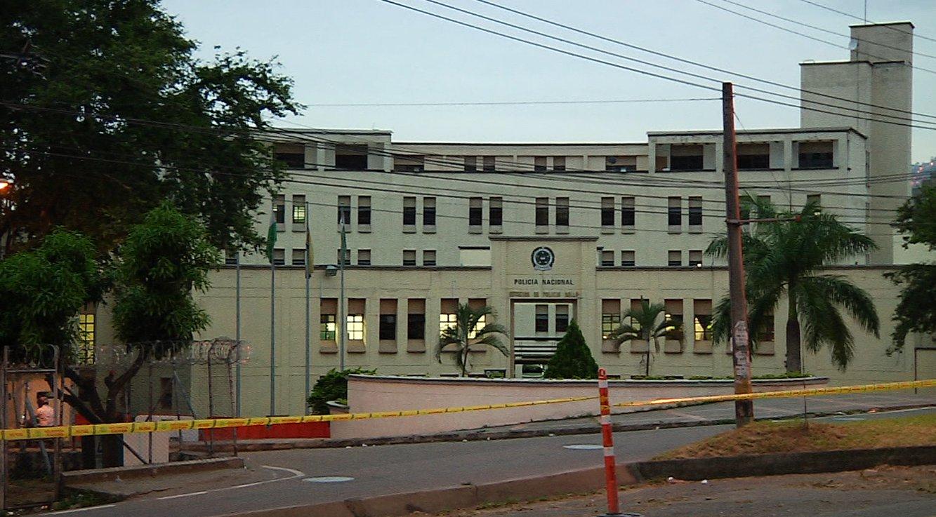 En la estación de Policía de Bello 10 reclusos dieron positivo para Covid-19
