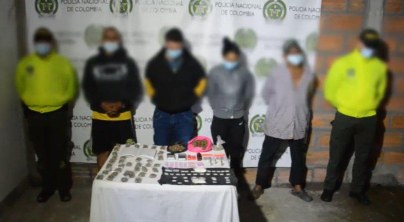 """Desarticulado grupo delincuencial """"Los Mesa"""" en Guatapé"""
