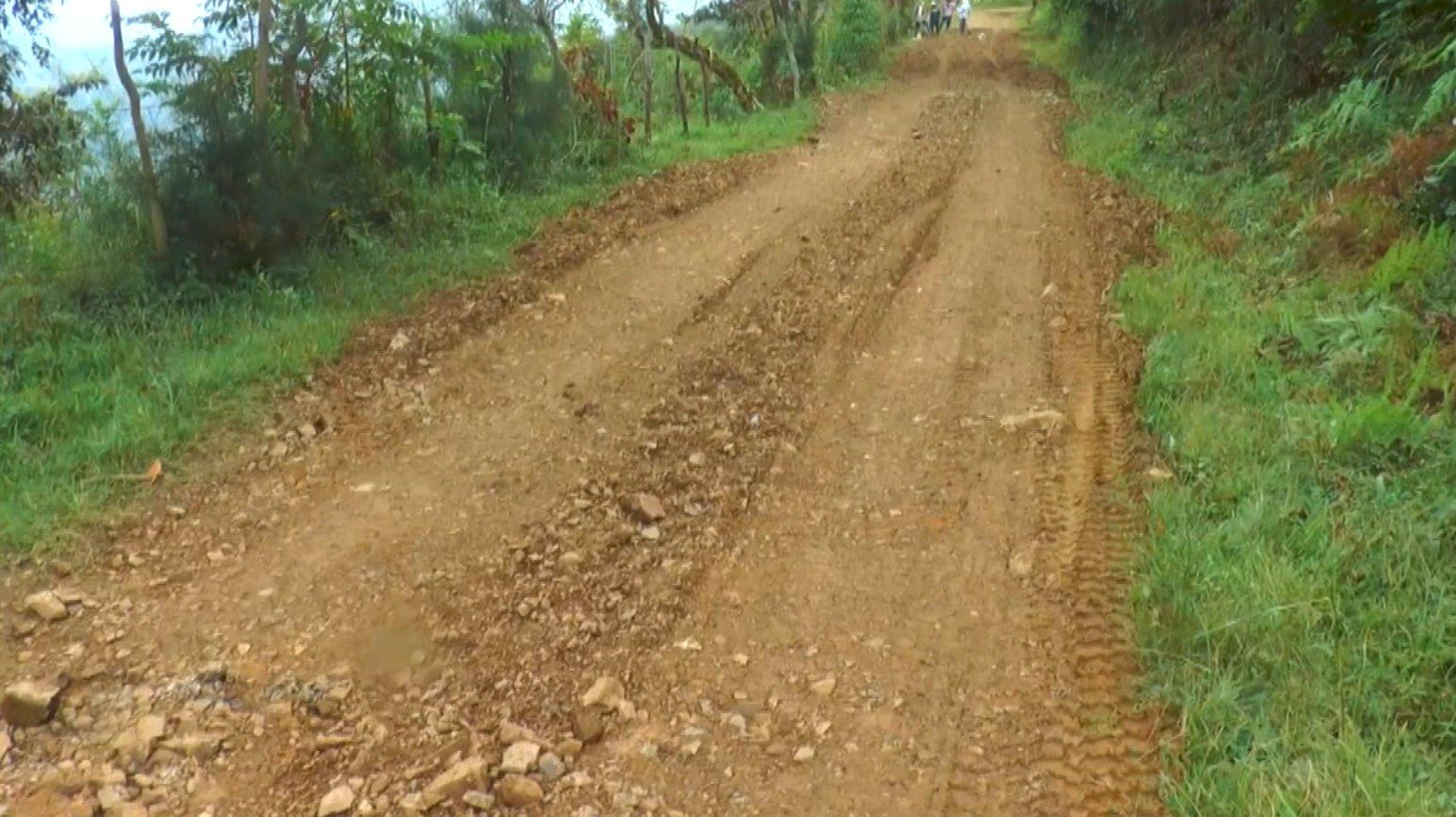 Plantean mejoramiento de vías terciarias en Santa Fe de Antioquia