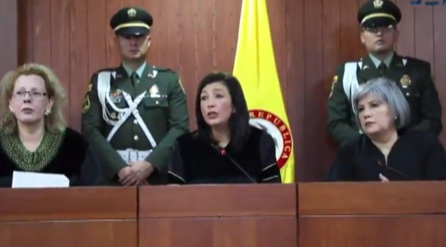 Presidenta de la JEP entregó informe de gestión