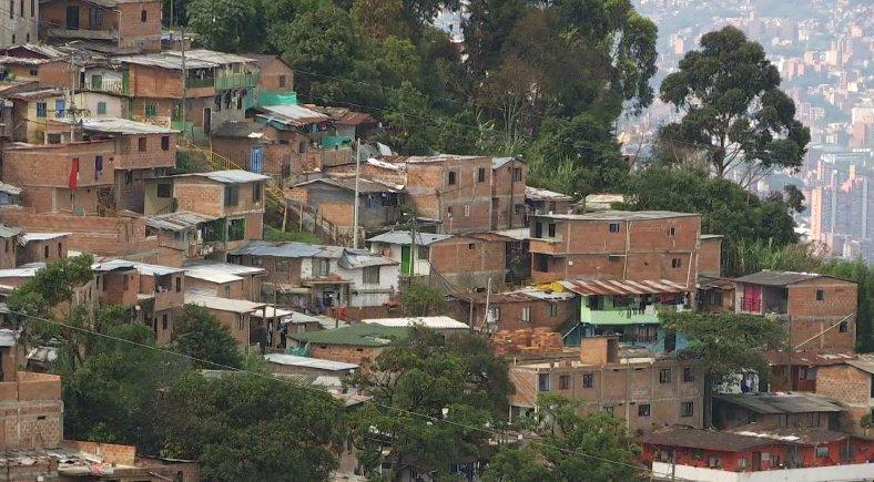 Vereda Granizal es el segundo asentamiento más grande de población desplazada