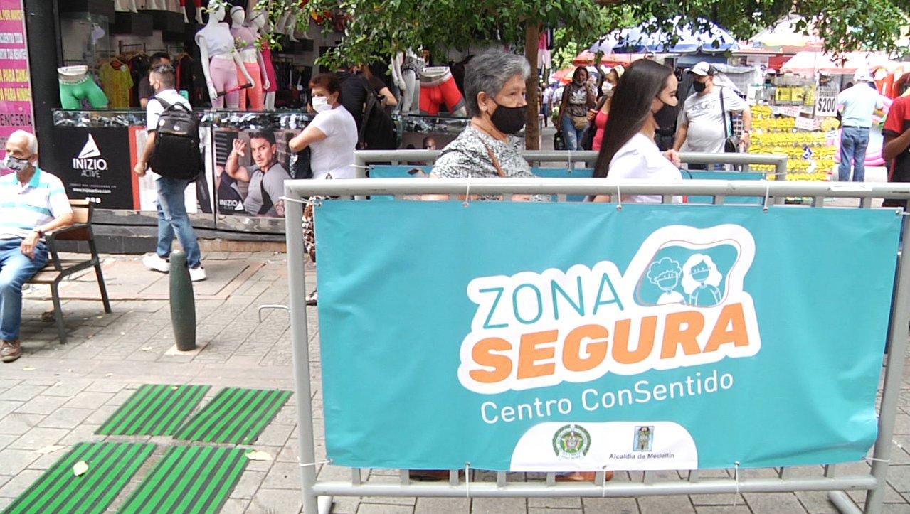 Comerciantes del Centro declaran Carabobo como zona segura