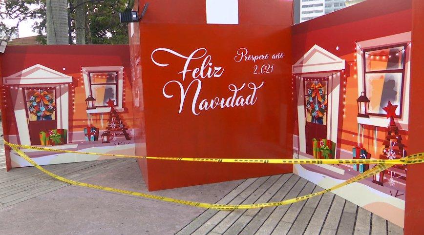 A partir de mañana se encenderán las instalaciones navideñas en Itagüí