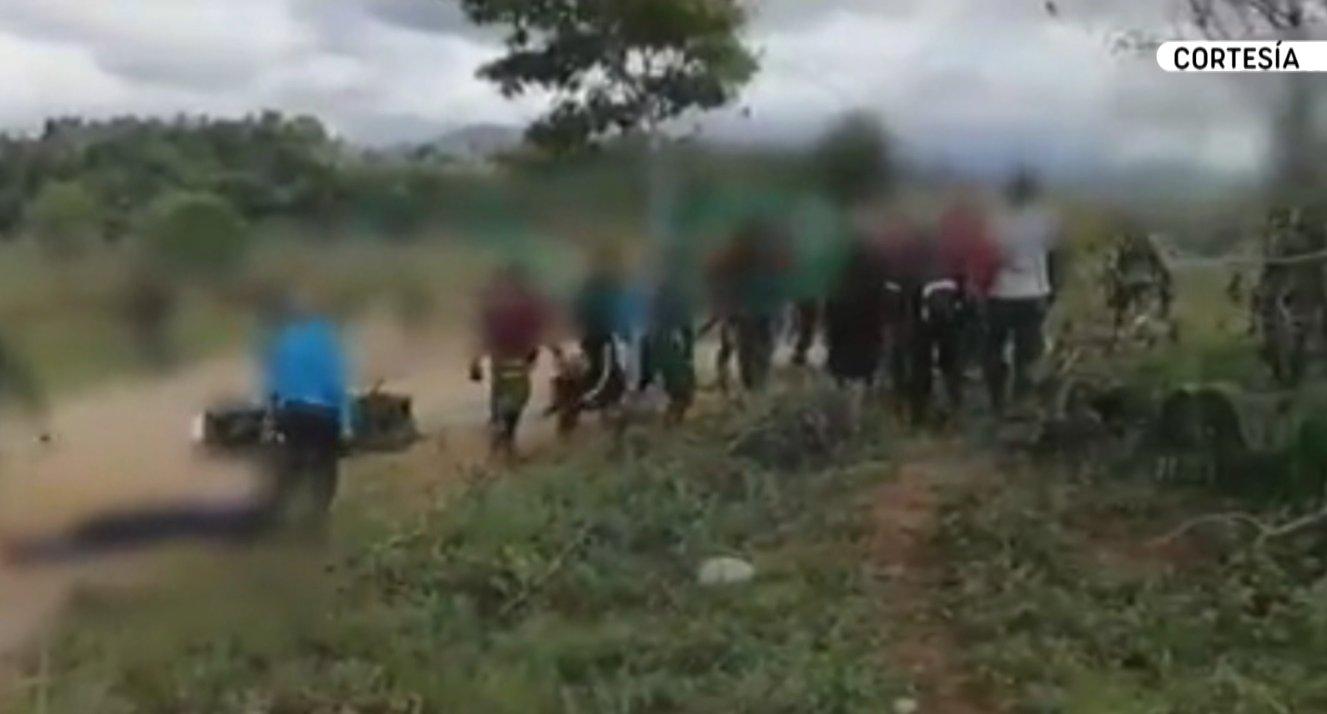 Inicia indagación tras supuesta asonada en Tarazá