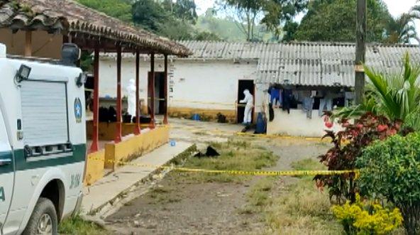 Asciende a 10 el número de personas fallecidas tras múltiple homicidio en Betania