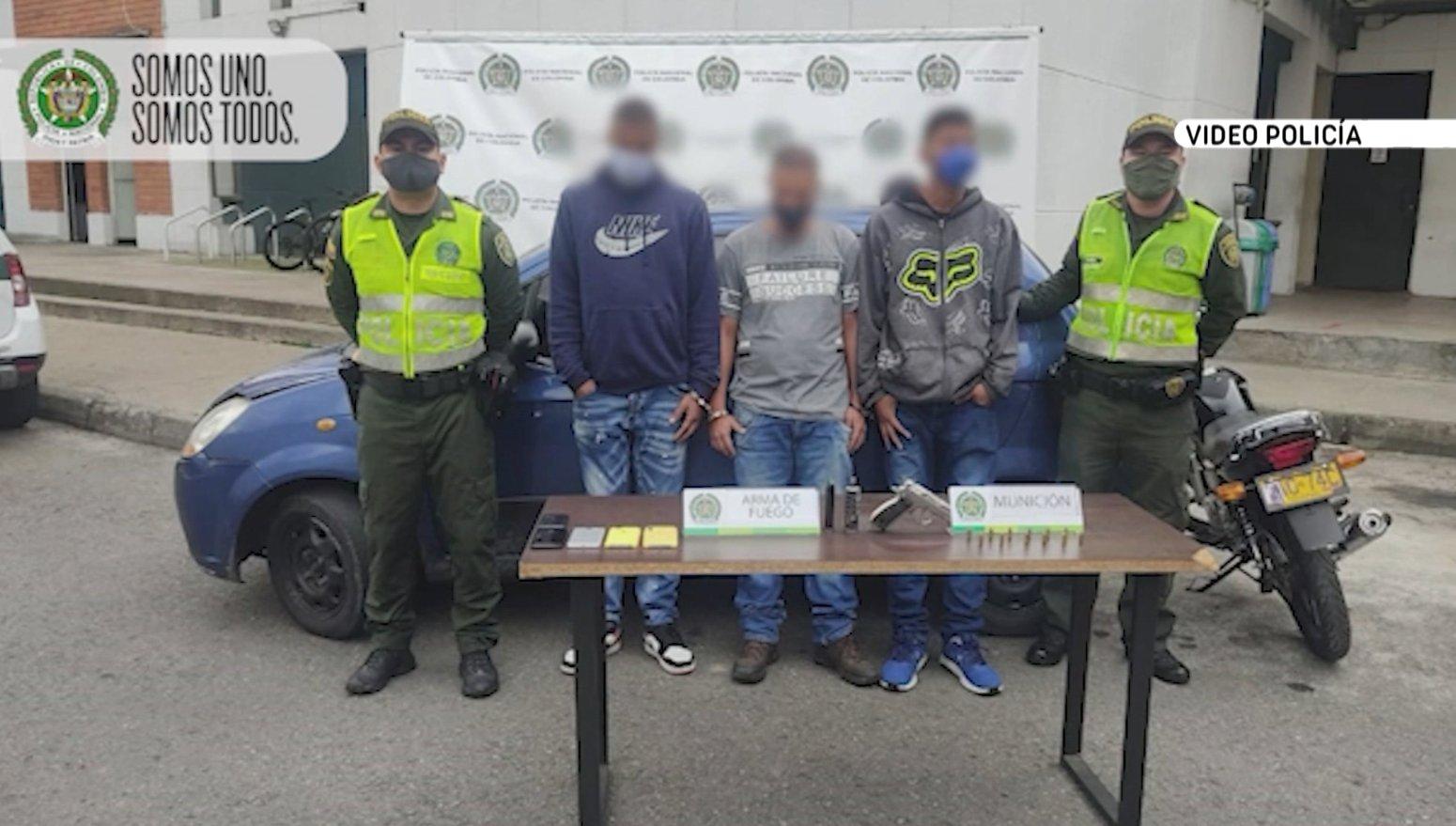 Operativos contra el hurto en establecimientos comerciales de Itagüí