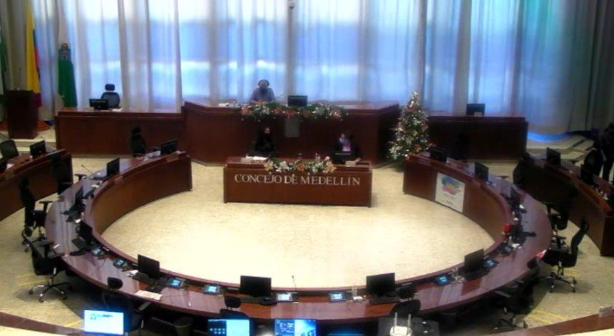 Concejo de Medellín aprueba nueva política pública de contratación