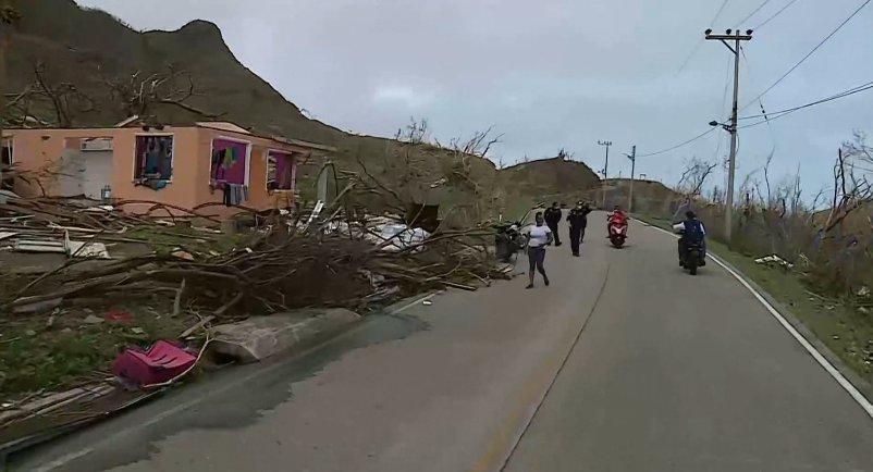 Cruz Roja ha restablecido comunicación con 208 personas en San Andrés y Providencia