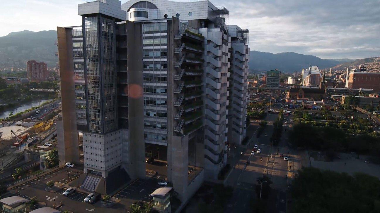 Edificio de EPM hace parte del Distrito Térmico de Medellín