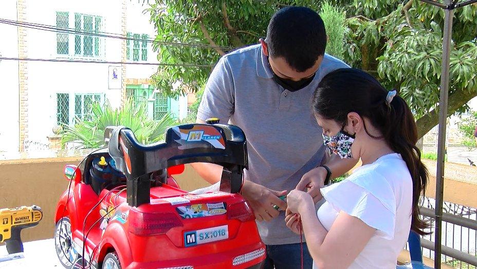 Go, Baby, Go, la campaña de movilidad creada para niños con discapacidad