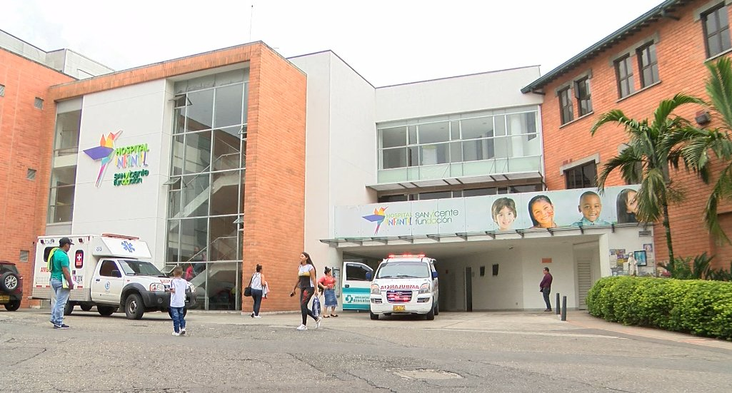 Intervienen quirúrgicamente a niña herida con una bala perdida en Medellín