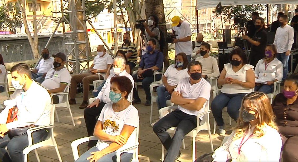 La Ruta de la Transparencia recorre los barrios de Medellín