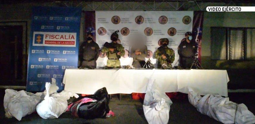Operativo militar dejó 6 muertos y un capturado en Ituango