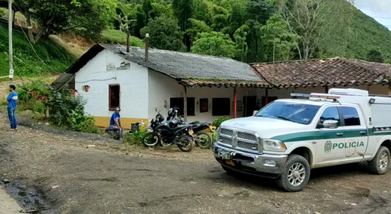 8 muertos y 2 heridos en ataque armado en la vereda El Pedral Abajo de Betania