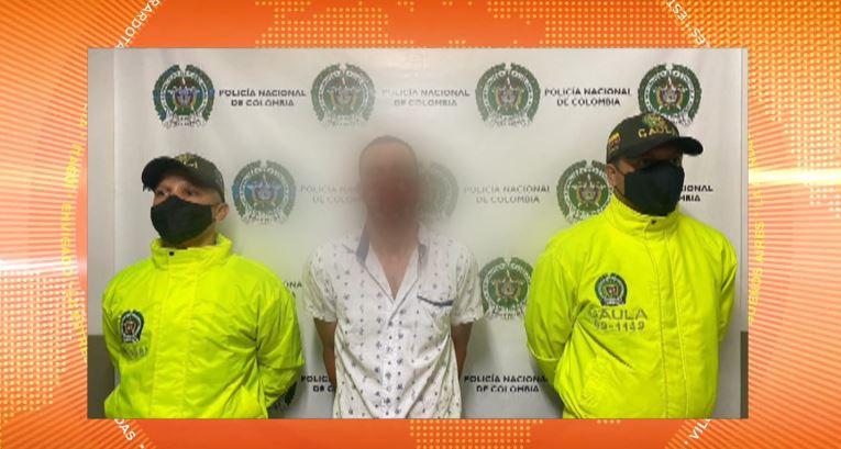 Capturado presunto responsable de doble homicidio en Yolombó