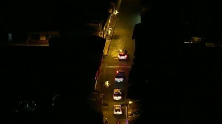 Con patrullajes nocturnos autoridades de Santa Fe de Antioquia verifican cumplimiento de medidas
