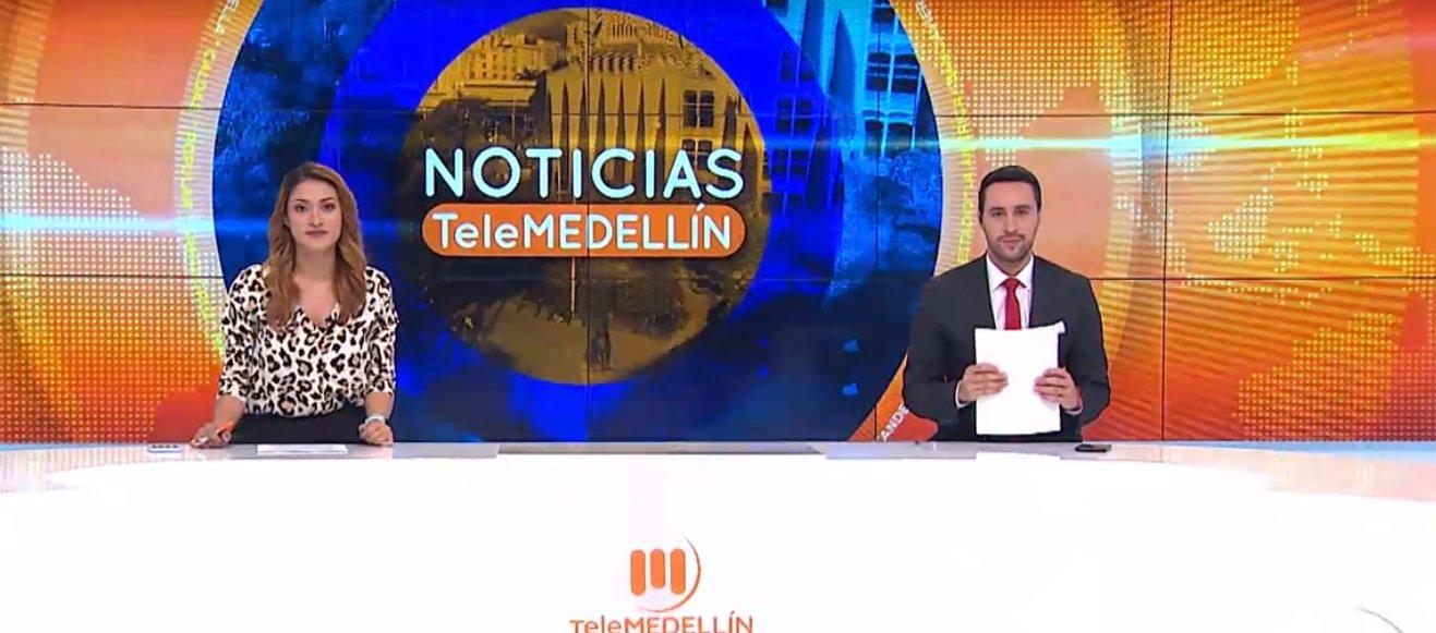 Noticias Telemedellín 12 de enero del 2021- emisión 12:00 m