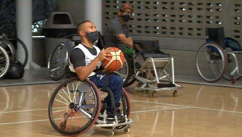 El antioqueño Raúl Vega se prepara para los Juegos Paralímpicos de Tokio 2020