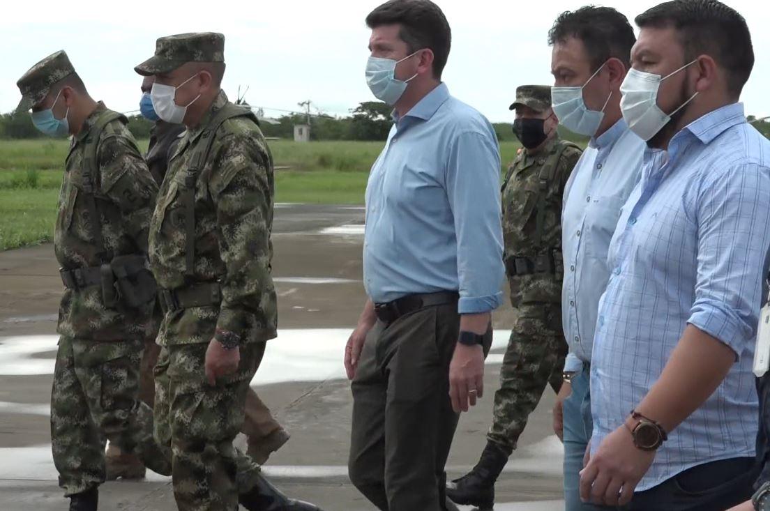 Tras Consejo de Seguridad autoridades ofrecen recompensa por cabecillas de grupos armados en Tumaco