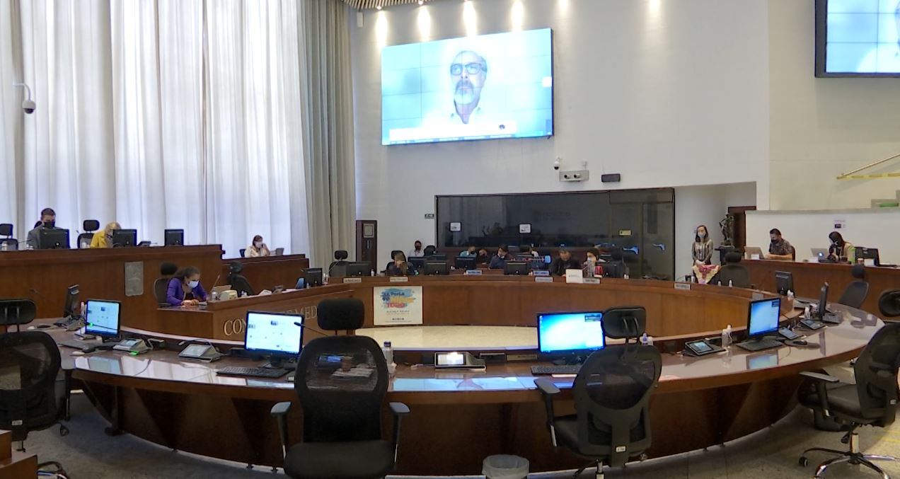 Se instalaron las sesiones extraordinarias en el Concejo